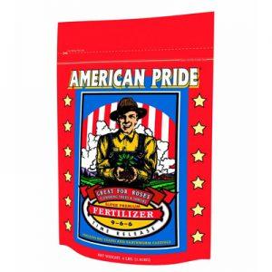 American Pride Organic Based Dry Mix, 9-6-6 4lb
