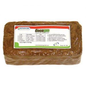 Cocogro Compressed Coco, Brick