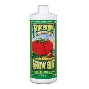 Grow Big, 6-4-4 Quart