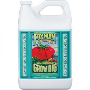 Grow Big - Hydroponic Formula, 3-2-6 Gallon