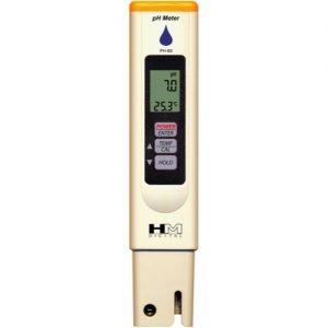Hanna Digital pH Meter Model PH-80