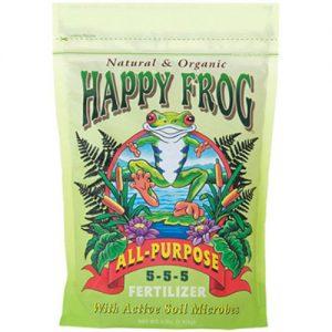 Happy Frog All Purpose Fertilizer, 5-5-5 4lb