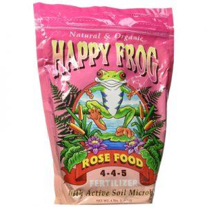 Happy Frog Rose Food, 4-4-5 4lb