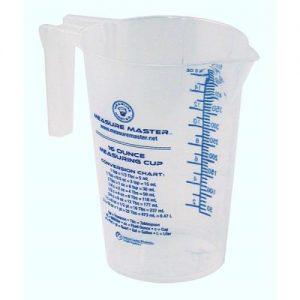 Measure Master Graduated Round Container 16 oz / 500 ml