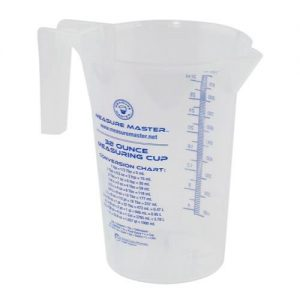 Measure Master Graduated Round Container 32 oz / 1000 ml