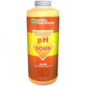 pH Down 1 Quart