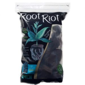 Root Riot Replacement Cubes 50/pk