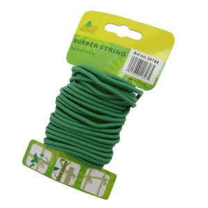 Soft Rubber Plant Trellis String, 16 ft