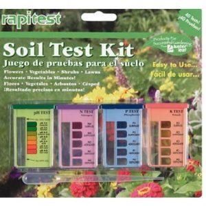 Soil pH N,P,K Test Kit