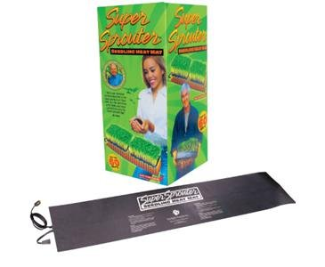 Super Sprouter Heat Mat Daisy Chain 12in X 48in Coast Hydro
