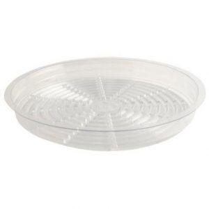 Bond Clear Plastic Saucer