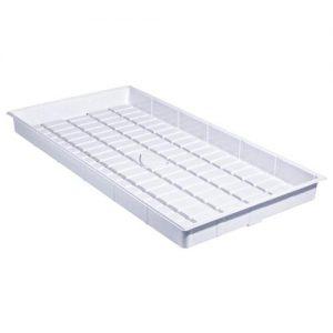 4' X 8' ID White Grow Tray