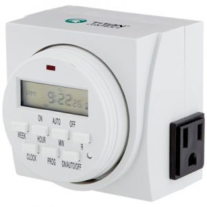 Apollo 9 Two Outlet Digital Timer